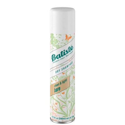Batiste Bare Dry Shampoo 200ml