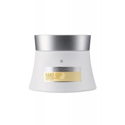 LR Zeitgard Nano Gold Κρέμα Νυκτός 50ml