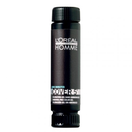 L'Oreal Professionnel Homme Cover 5' Νο6 Ξανθό σκούρο 50ml