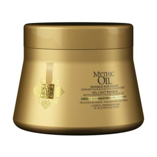 L'Oreal Professionnel Mythic Oil Masque Normal to Fine Hair 200ml