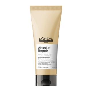 L'Oréal Professionnel Absolut Repair Gold Quinoa + Protein Conditioner 200ml