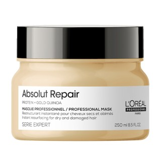 L'Oréal Professionnel Absolut Repair Gold Quinoa + Protein Masque 250ml
