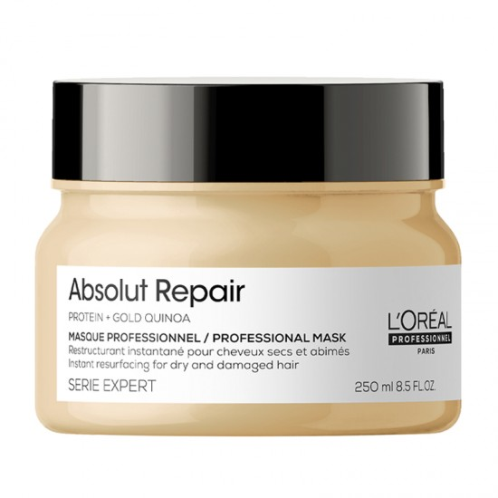 L'Oreal Professionnel Absolut Repair Gold Quinoa + Protein Masque 250ml