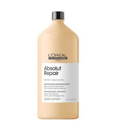 L'Oreal Professionnel Absolut Repair Gold Quinoa + Protein Shampoo 1500ml