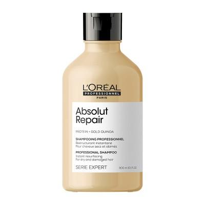 L'Oréal Professionnel Absolut Repair Gold Quinoa + Protein Shampoo 300ml
