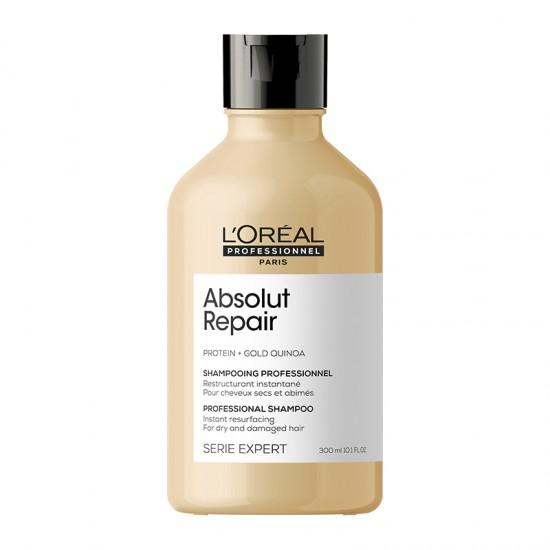 L'Oreal Professionnel Absolut Repair Gold Quinoa + Protein Shampoo 300ml