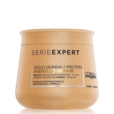 L'Oreal Professionnel Absolut Repair Gold Quinoa + Protein Masque 250ml
