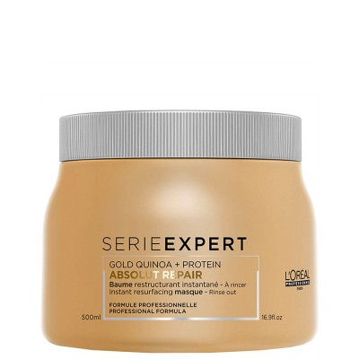 L'Oreal Professionnel Absolut Repair Gold Quinoa + Protein Masque 500ml