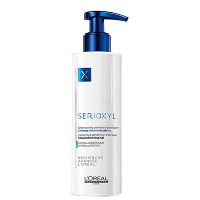 L'Oreal Professionnel Serioxyl Shampoo για βαμμένα μαλλιά 250ml