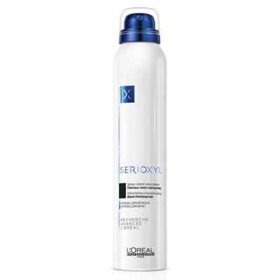 L'Oreal Professionnel Serioxyl Spray Black 200ml