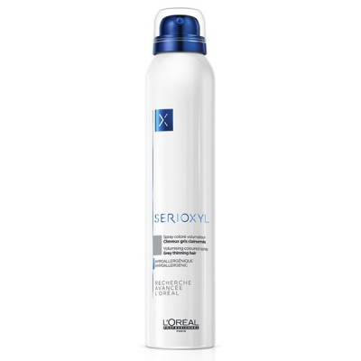 L'Oreal Professionnel Serioxyl Spray Grey 200ml