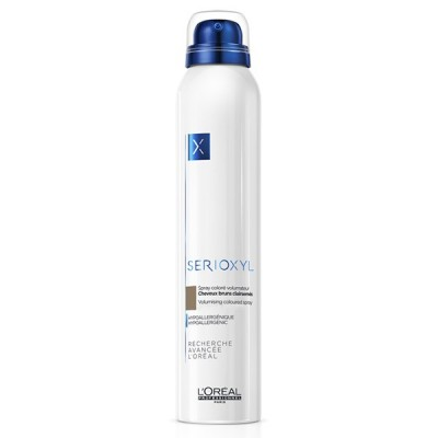 L'Oreal Professionnel Serioxyl Spray Light Brown 200ml
