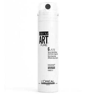 L'Oreal Professionnel Tecni Art Pure 6 Fix 250ml