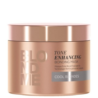 Schwarzkopf Professional BlondMe Tone Enhancing Bonding Mask 200ml (Ψυχρά Ξανθά)