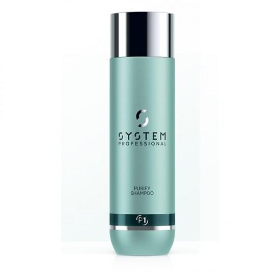 System Professional Derma Purify Shampoo 250ml (P1)
