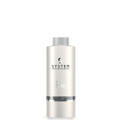 System Professional Extra Deep Cleanser Shampoo 1000ml (X1D)