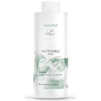 Wella Professionals Nutricurls Waves Shampoo 1000ml