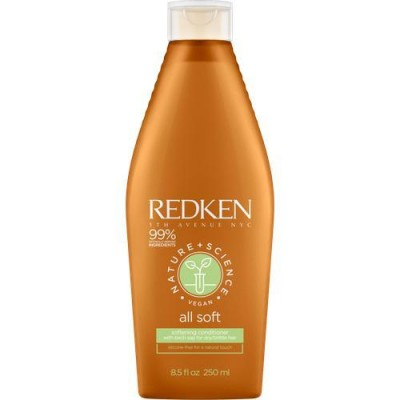 Redken Nature & Science All Soft Conditioner 250ml